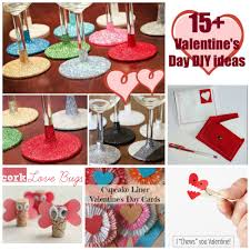 15 valentine u0027s day diy and craft ideas