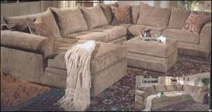 Chenille Sectional Sofa Chenille Sectional Sofa With Ottoman Sofa Brownsvilleclaimhelp