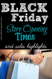 ross for less black friday deals black friday store opening times and sales highlights