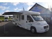 fiat 6 berth campervans u0026 motor homes for sale gumtree