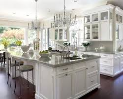 beautiful kitchens with white cabinets when i have a mansion with a cleaning staff i want this kitchen