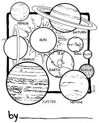 25 solar system coloring pages ideas outer