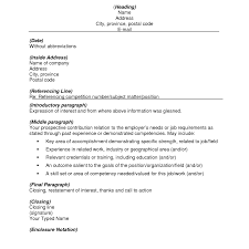 Resume Cover Letter Closing Subject Of Cover Letter Choice Image Cover Letter Ideas