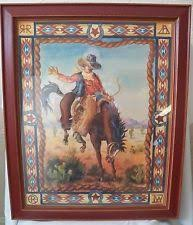 Home Interior Western Pictures Home Interior Horse Ebay