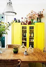 Green Home Kitchen Design Best 25 Yellow Cupboards Ideas On Pinterest Yellow Cupboard
