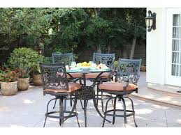 Darlee Patio by Darlee Outdoor Living Series 30 Antique Bronze Cast Aluminum 42