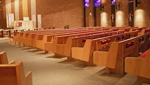 church seating preferred seating