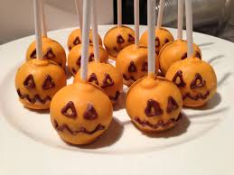 Halloween Cake Pops Recipe Halloween Pumpkin Cake Pops U2013 Chocolate Orange U2013 Food That Makes