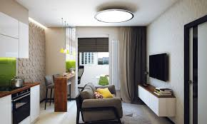 1 Bedroom Apartment Interior Design Ideas Minimalist 1 Bedroom Apartment Designed For A