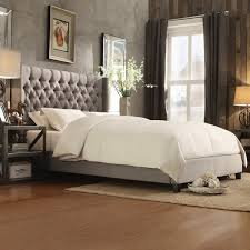 declare tufted wingback bed shoptv