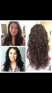the american wave hair style american wave before and after by heidi of salon sabeha