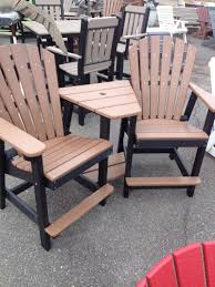 Recycled Adirondack Chairs Outdoor Furniture Made From Recycled Plastics Fine Edge