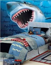 Shark Bedroom Curtains Boy And Shared Bedroom Bedrooms Maries Manor Shared