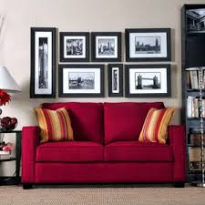 How To Decorate Living Room With Red Sofa by Red Living Room Furniture Shop The Best Deals For Oct 2017