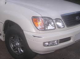 lexus of portland body shop bumper repair in portland