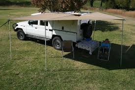 Roo Awning Roo Systems Eezi Awn Manta 270 Awning Lh