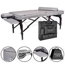 master massage equipment table buy master massage equipment montour lx portable massage table package