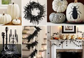 halloween decorations made at home agricola redesign decorating for halloween love the black