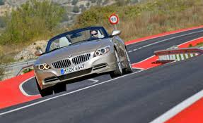 bmw z4 reviews bmw z4 price photos and specs car and driver