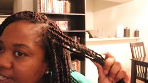 do segenalse twist damage hair protective style caring for my edges and preventing breakage