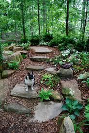 steep sloped backyard ideas gogo papa com