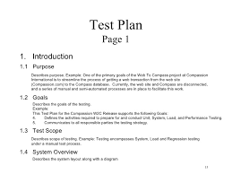 resumes for managers software test management overview for managers