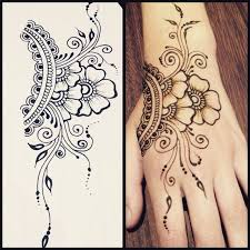 flowers on pinterest henna flower designs henna flower tattoos