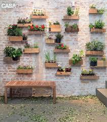 Garden Wall Paint Ideas Garden Wall Decoration Ideas Inspiring Exemplary Upcycled Wall