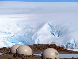 Sleeping Pods A Week U0027s Stay At Antarctica U0027s Only Luxury Campsite Costs As Much