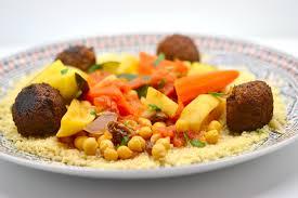 cuisiner couscous couscous végétarien aux falafels loftkitchen