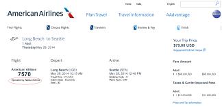 aa baggage fee march 2014 seat 31b