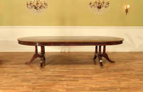 round mahogany dining table large traditional round mahogany dining table for 6 to 12 people
