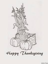 abundant design happy thanksgiving