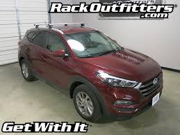 hyundai tucson kit hyundai tucson thule rapid podium silver aeroblade roof rack 16