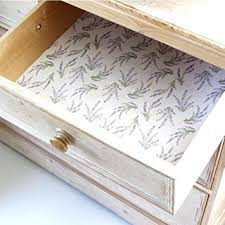 Best Shelf Liners For Kitchen Cabinets by Amazon Com English Lavender Scented Drawer Liners Includes By