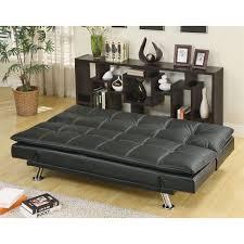 Futon Sleeper Sofa Coaster Furniture 300281 Contemporary Futon Sleeper Sofa Bed In