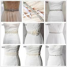 brautkleid mit g rtel neu braut accessoires hochzeitskleid gürtel taillenbänder