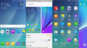 themes galaxy s6 apk get note 5 theme on new samsung phones no root youtube