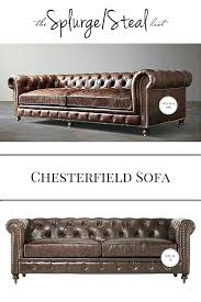chesterfield sofa restoration hardware kensington sofa restoration hardware upholstered chair