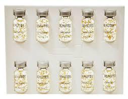 Serum Gold anti aging matrixyl 3000 24k gold serum oem label 24k gold