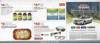Coleman Stainless Steel Cooler Costco by Current Costco Coupon Book October 2017 Costco Weekender