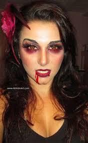 Girls Halloween Vampire Costume Brooke Leggett Blood Dripping Sides