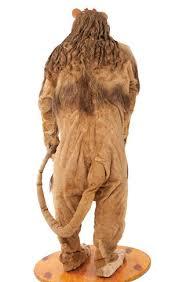 lion costume cowardly lion costume 2011 verso jpg