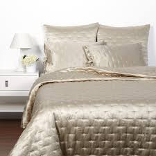 Bloomingdales Bedroom Furniture by Hudson Park Luxe Silk Bedding Champagne Bloomingdale U0027s