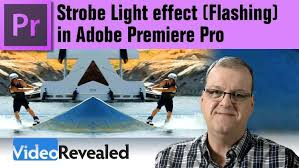 photo light pro premiere pro videorevealed using the strobe light effect in adobe premiere pro