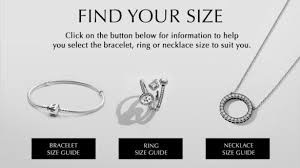 pandora bracelet size images Pandora bracelet size guide uk contact number jpg