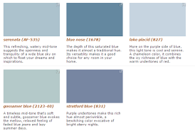 how to choose colors for blue bedroom messagenote
