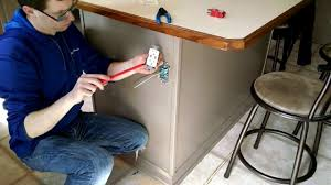 how to install a kitchen island how to install kitchen island outlet kitchen design