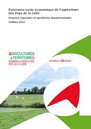 chambre r馮ionale d agriculture pays de la loire panorama socio économique de l agriculture des pays de la loire