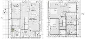 plan de maison 4 chambres avec age avis plan maison r 1 120m 4 chambres 57 messages